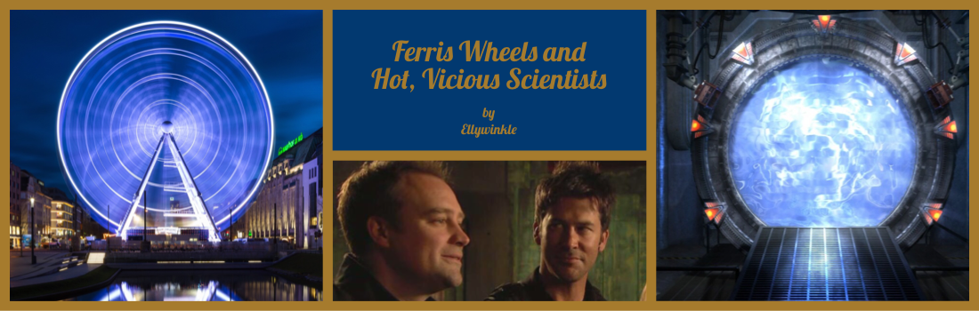 Ferris Wheels and Hot, Vicious Scientists: Chapters 4-6